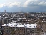 Снегопад обесточил 13 населенных пунктов «большого Сочи»
