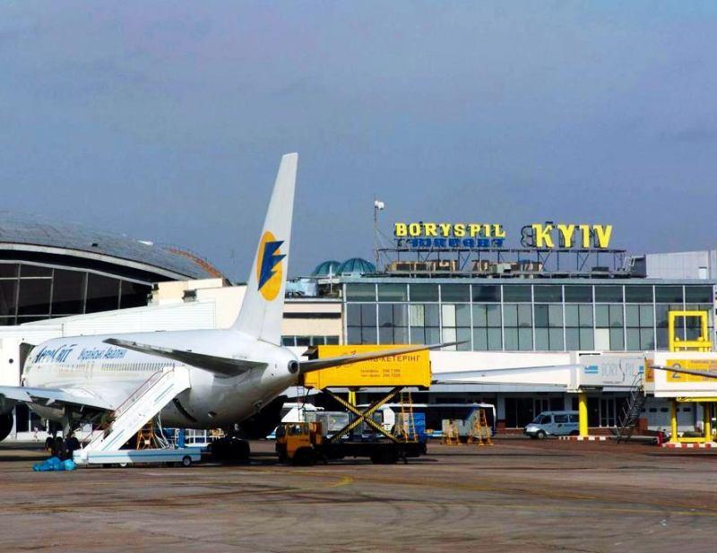 Киевский аэропорт «Борисполь» – в центре нового скандала