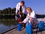 Эпидемиологи Приднестровья проверяют состояние воды в Днестре