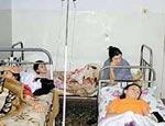 В больнице Абакана остается 21 ребенок из детсада «Елочка»