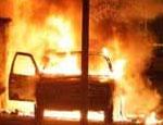 В Москве по подозрению в поджогах машин задержаны несколько человек