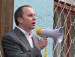 Шуфрич и мэр Ялты заявили, что украинскому статусу Крыма ничего не угрожает