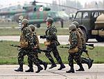 Украина утверждает, что в Грузии нет ее военнослужащих