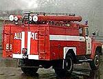 В свердловском ГУВД – пожар: милиционеров спасали сотрудники МЧС