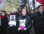 Невеста убитого нацбола Юрия Червочкина попросила убежище в Украине