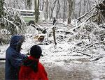 Свердловские коммунальщики из-за морозов переходят на особый режим работы