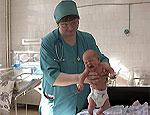 Из одесского роддома похитили новорожденного мальчика