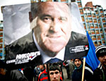 Сербский радикальный кандидат в президенты встретился с Борисом Грызловым без свидетелей
