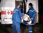 В Харькове грузовик смял «восьмерку», два человека погибли