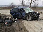Под Херсоном в ДТП погибли 4 человека