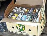 На Украине удалось выявить масштабное подпольное производство алкоголя
