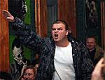 Лидера московских скинхедов «Тесака» приговорили к трем годам тюрьмы