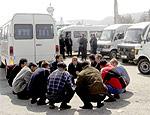 Луганские «маршрутчики» присоединятся к общей забастовке перевозчиков