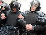Милиция не пустила сторонников Витренко на выставку УПА, организованную в Донецке