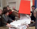 Выборы в Киеве: избирательный бюллетень стоит на черном рынке $1000