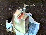 В Махачкале у жилого дома найдена бомба