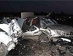 В аварии под Днепропетровском погибли два человека