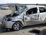 В Харьковской области в ДТП погибли двое и ранены три человека