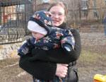 Нацболка, приговоренная к 3,5 годам лишения свободы, получила политическое убежище на Украине