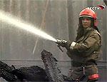 Пожар в здании на Кузнецком мосту локализован