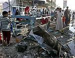Террорист-смертник унес с собой в могилу 18 жителей Багдада