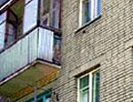 Житель Тирасполя разбился насмерть, упав с 5-го этажа