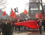 Тысячи коммунистов в день Октябрьской революции соберутся в центре Екатеринбурга на акцию протеста