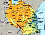 В Танзании 75 горняков оказались погребены в шахте