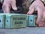В Подмосковье мужчина забросал дом возлюбленной тротиловыми шашками