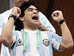 Олимпийский огонь понесет Диего Марадона под звуки танго