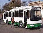 Проезда в сумских троллейбусах подорожал на 20%