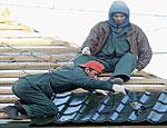 Гостиницу «Украина» реконструировали нелегальные мигранты