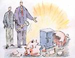 Госкорпорацию обвинили в неуплате налогов