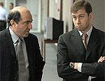 Березовский терпит первую неудачу на суде против Абрамовича
