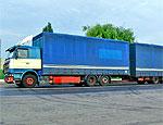 На польско-украинской границе растут очереди грузовиков