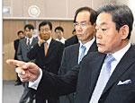 Глава Samsung ушел в отставку из-за обвинений в мошенничестве