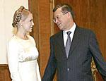 Тимошенко оказалось некогда принять Зубкова
