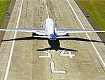 Взлетно-посадочную полосу донецкого аэропорта передадут в собственность государства