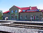 Четыре станции Львовской области обзавелись новыми вокзалами