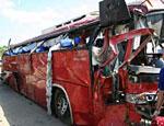 Российские дети разбились в ДТП на трассе в Крыму