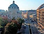 В центе Львова повысят оплату за парковку