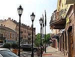 Власти Ужгорода сделали цент города пешеходным