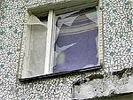 В Запорожье треснули стены больницы