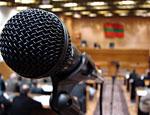 Приднестровский спикер встретился с коллективами государственных СМИ