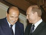 Российские правые развеяли миф о дружбе Путина и Берлускони