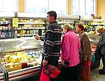 С начала года в николаевских супермаркетах количество некачественных товаров составило 55%