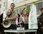 Жители Подмосковья, которых топят фекальные воды, угрожают перекрыть Егорьевское шоссе (ФОТО)