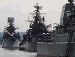 Россия опубликовала план празднования Дня ВМФ в Севастополе