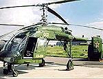 В Полтавской области потерпел аварию вертолет Ка-26