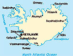 В Исландии произошло землетрясение, о жертвах не сообщается